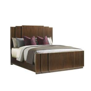 Lexington Place Fairmont King Size Panel Bed