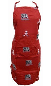 College Covers University of Alabama Apron