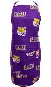 College Covers  Louisiana State University Apron