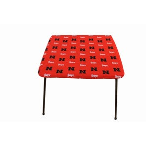 College Covers University of Nebraska Card Table Cover
