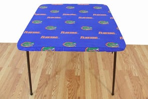 College Covers University of Florida Gators Card Table Cover