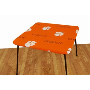 College Covers Clemson University Card Table Cover