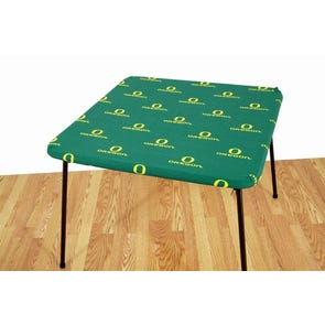 College Covers University of Oregon Ducks Card Table Cover