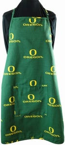 College Covers University of Oregon Ducks Apron