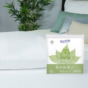 Protect-A-Bed Luxury Twin XL Bed Bundle