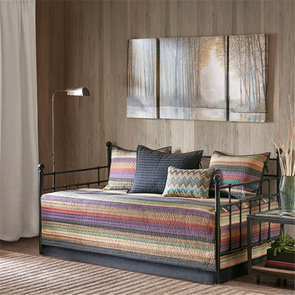 Madison Park Yosemite 6 Piece Daybed Set in Multi by JLA Home