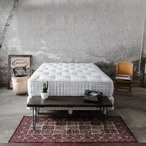 King Marshall Mattress Bespoke by Marshall Savile Row Cushion Plush Mattress