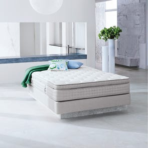Queen Marshall Mattress Sleepmaker Luxury Absolute Luxury Plush Mattress