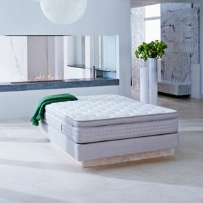 King Marshall Mattress Sleepmaker Luxury Luxe I Luxury Plush Mattress