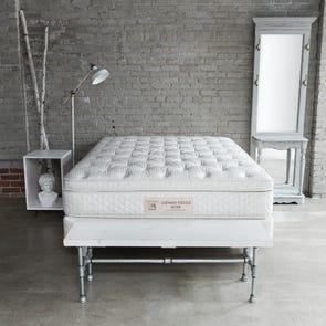 Twin Marshall Mattress Sleepmaker Portfolio Melodie Plush Comfort Top Mattress