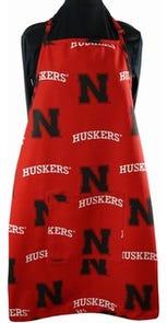 College Covers University of Nebraska Apron