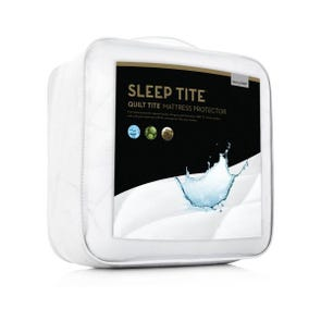 Malouf Sleep Tite Quilt Tite Full Size Mattress Protector