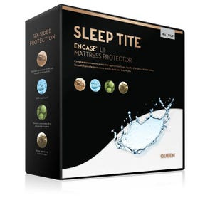 Malouf Sleep Tite Encase LT California King Size Mattress Protector