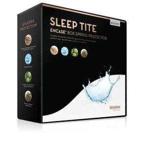 Malouf Sleep Tite Encase Queen Size Box Spring Protector