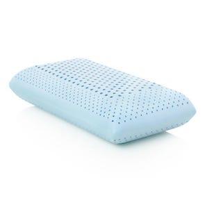 Malouf Z Zoned Gel Dough Lowloft Queen Size Pillow