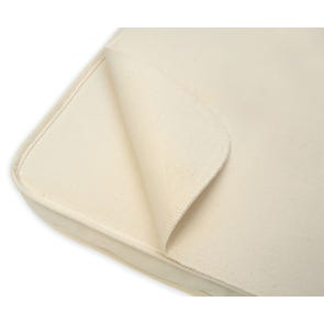 Naturepedic Organic Waterproof Pad - Cradle Flat Design