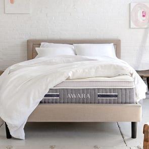 Cal King Awara Medium Firm 13 Inch Bed in a Box Mattress