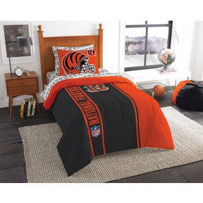 Cincinnati Bengals NFL Full Bed in a Bag by Northwest Company