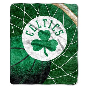 Boston Celtics Sherpa Throw by Northwest Company