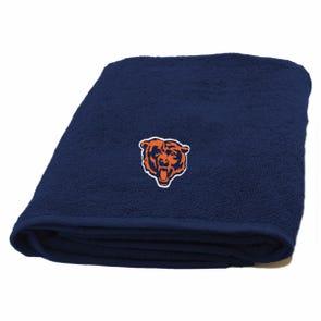 Chicago Bears Applique Bath Towel by Northwest Company