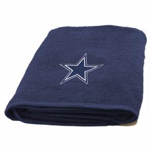 Dallas Cowboys Applique Bath Towel by Northwest Company