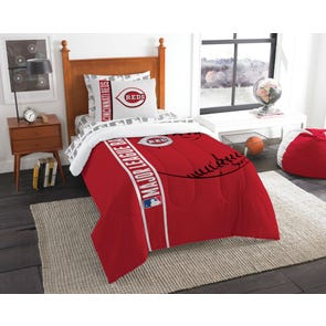 Cincinnati Reds MLB Bed in a Bag by Northwest Company