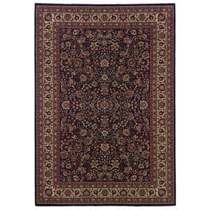 Oriental Weavers Allure 8F Oriental Beige and Brown Area Rug