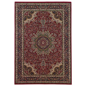 Oriental Weavers Ariana 113R Oriental Red and Ivory Area Rug
