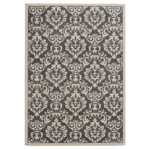 Oriental Weavers Aston 5502D Abstract Brown and Gold Area Rug