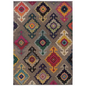 Oriental Weavers Cosmo Shag 81107 Shag Gold Area Rug