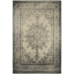 Oriental Weavers Richmond 1330U Oriental Brown and Ivory Area Rug