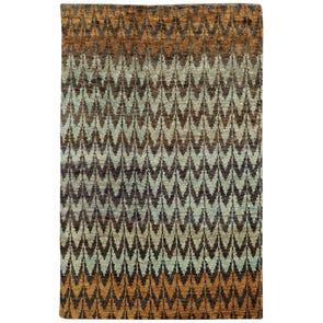 Oriental Weavers Kaleidoscope 5992F Abstract Multicolor Grey Area Rug