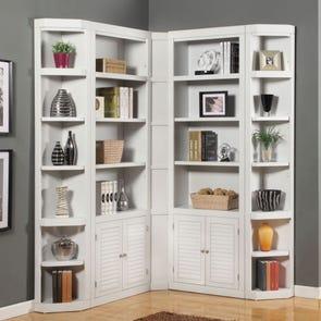 Parker House Boca Corner Bookcase