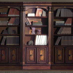 Parker House Huntington 32 Inch Bookcase