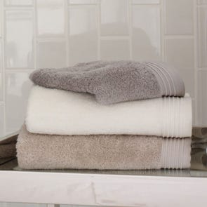 Peacock Alley Bamboo Basic Wash Towel