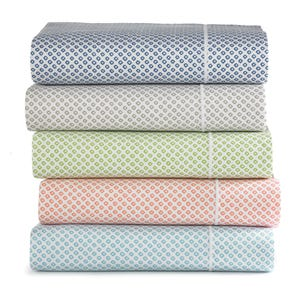 Peacock Alley Emma Fitted Sheet