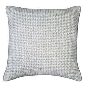 Peacock Alley Graham Oblong Pillow in Pewter