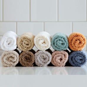 Peacock Alley Jubilee Wash Towel