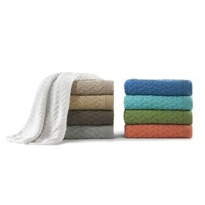 Peacock Alley Majorca Throw Blanket
