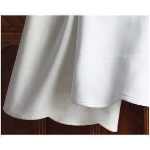 Peacock Alley Overture Fitted Sheet