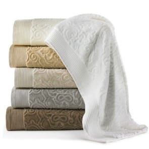 Peacock Alley Park Ave Wash Towel