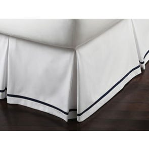 Peacock Alley Pique Bedskirt