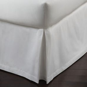 Peacock Alley Soprano Tailored Bed Skirt