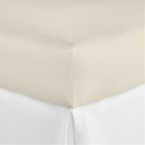 Peacock Alley Virtuoso Queen Fitted Sheet in Linen