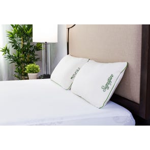 Protect-A-Bed Naturals Signature 21 oz. Memory Foam Bed Pillow