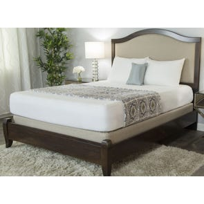 Protect-A-Bed Plush Mattress Protector