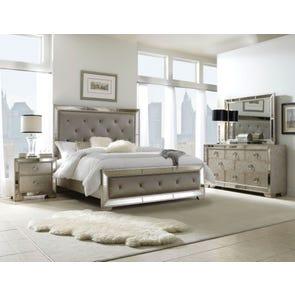 Pulaski Farrah Cal King Upholstered Bed