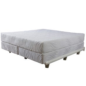 Full Pure Talalay Bliss Nature Plush 10 Inch Mattress