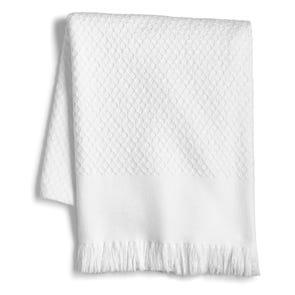 Peacock Alley Amelia Cotton Twin Blanket
