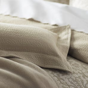 Peacock Alley Lucia Matelasse Twin Coverlet